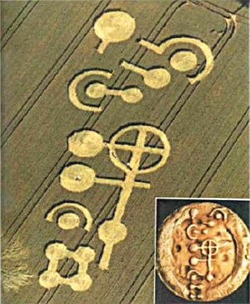 LINKS ΥΠΟΣΗΜΕΙΩΣΕΩΝ  ΤΟΥ ΒΙΒΛΙΟΥ ΓΙΑ ΑΓΡΟΓΛΥΦΙΚΑ (CROP CIRCLES)
