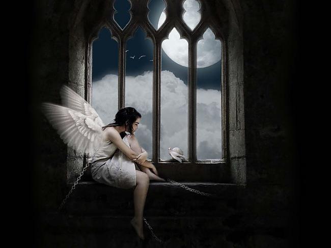 imprisoned spirit