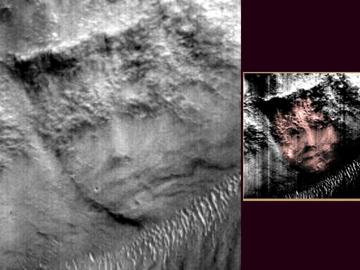 Πρόσωπο στον Άρη 1