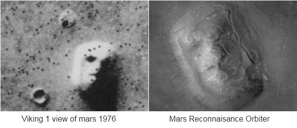 Πρόσωπο στον Άρη 4